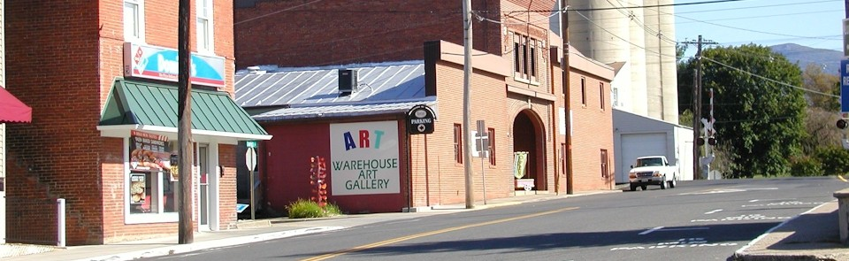 Warehouse Art Gallery