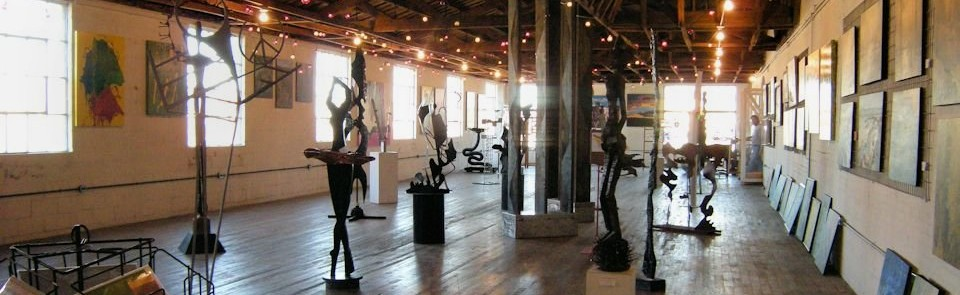 The Warehouse Art Gallery in Luray VA